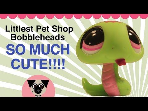 Littlest Pet Shop Bobbleheads - So Much Cute!!!!
