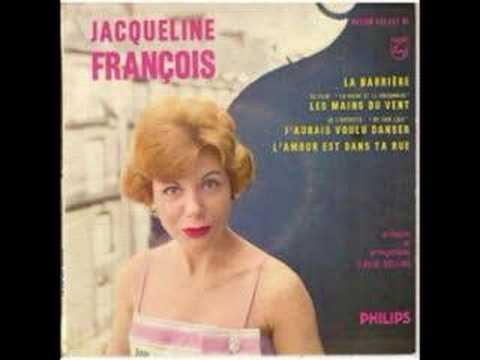 Jacqueline François Mandoline Amoureuse (un Roi A New York)
