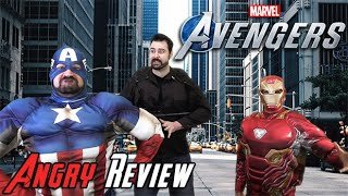 Marvel's Avengers - Angry Review (Video Game Video Review)