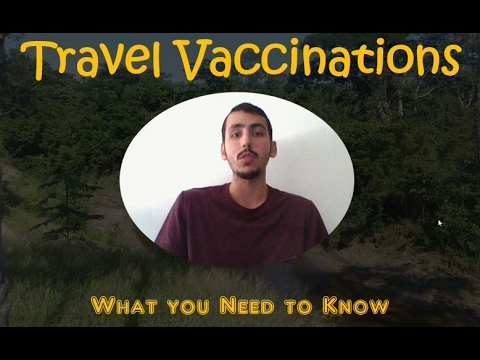 Getting Travel Vaccinations for Peru? Watch this First!