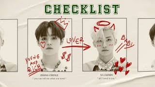 ( opv ) checklist - MAX (feat. Chromeo) #lemin