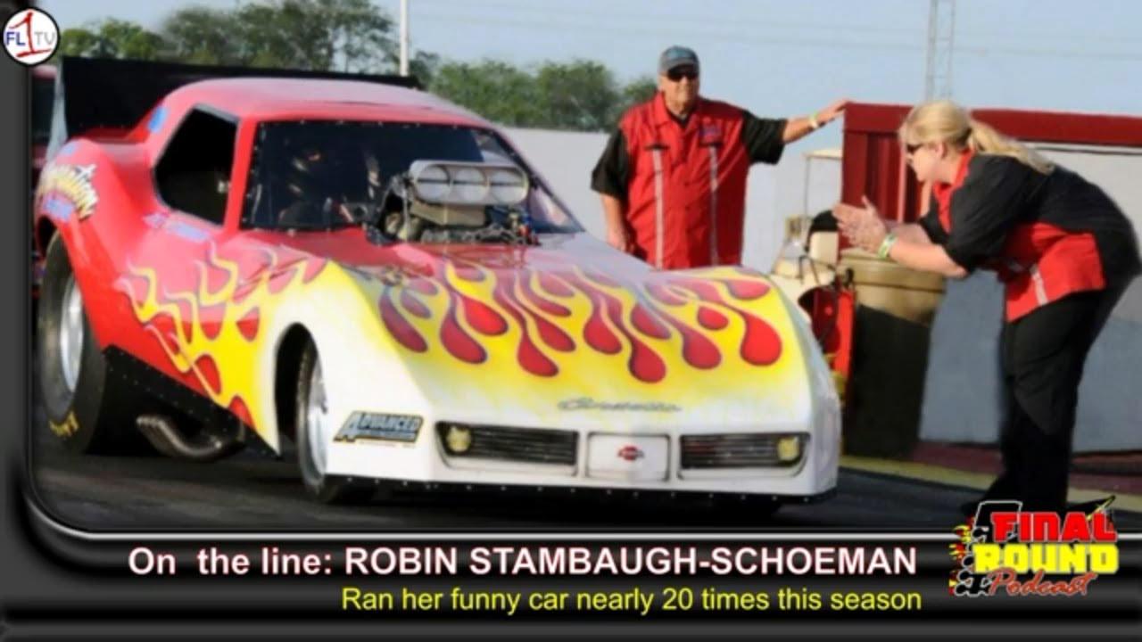 Robin Stambaugh- Schoeman ..::.. The Final Round Podcast #072