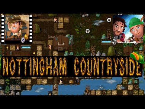 [~Robin Hood~]#6 Nottingham Countryside - Diggy's Adventure