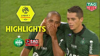 AS Saint-Etienne - EA Guingamp ( 2-1 ) - Highlights - (ASSE - EAG) / 2018-19