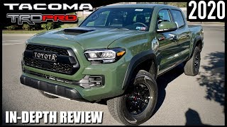 2020 Toyota Tacoma TRD Pro /ARMY GREEN/  Better Than Ever!