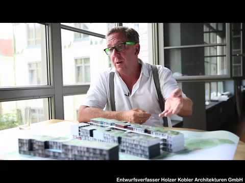 EBA51.DE - Container Village design of a Student Village in Berlin, Germany