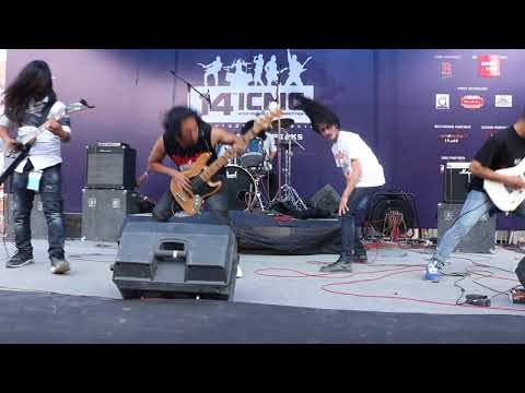 The Inception - Hungry Anger Live 14th KCM ICMC