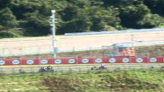 FIMアジア&全日本inオートポリス J-GP2