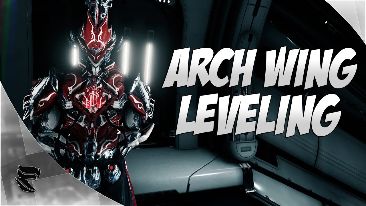 Warframe Best Way To Level Archwing 2019 Warframe: How To Level Arch Wing Efficiently   YouTube