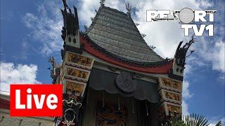 Hollywood Studios Live Stream - 6-1-18 - Fantasmic, Tower of Terror, & More! thumbnail