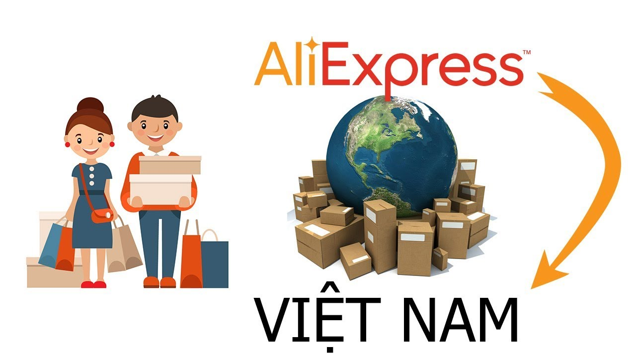 Hướng dẫn cách mua hàng trên Aliexpress ship về Việt Nam + TẶNG coupon 4 USD | Tiny Loly