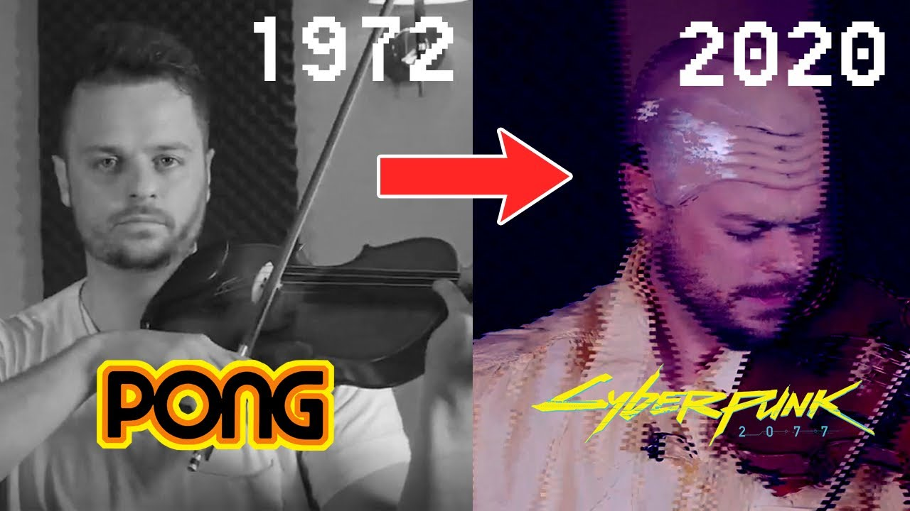 The Evolution of Game Music: Pong to Cyberpunk (1972-2020)