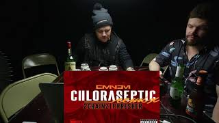Eminem - Chloraseptic (remix) ft. 2Chainz & Phresher (Between The Bars) Mp3