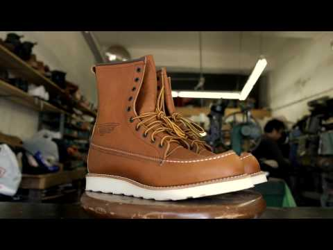 Red Wing 877 Cutdown
