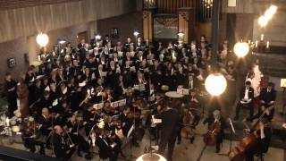 Messa di Gloria, G. Puccini - Credo Teil 2 - Leitung: Ralph Leinen