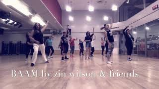 BAAM by zin Wilson of fitnessfirst manila