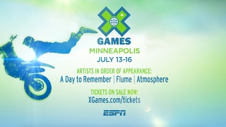 X Games Minneapolis 2017 Music Acts Announced