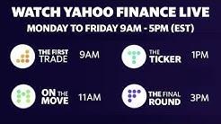 LIVE market coverage: Monday June 22 Yahoo Finance