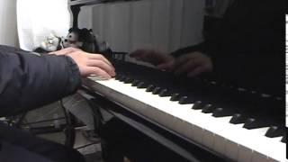 合唱曲『手紙』のピアノソロバージョンです。 NHK合唱コンクール課題曲.