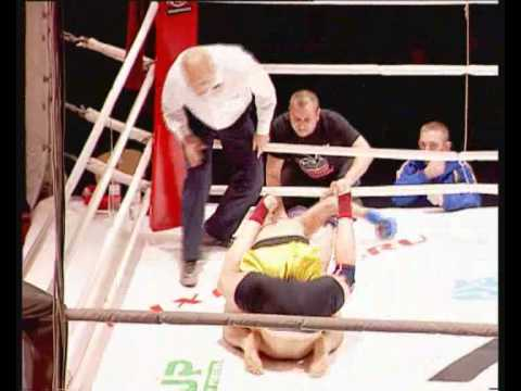 "Grand Mix Fight 2009.  Viktor Kuzmenko (SC ""Sokil"") VS Denis Fedorov (PFC ""FightZone"")"