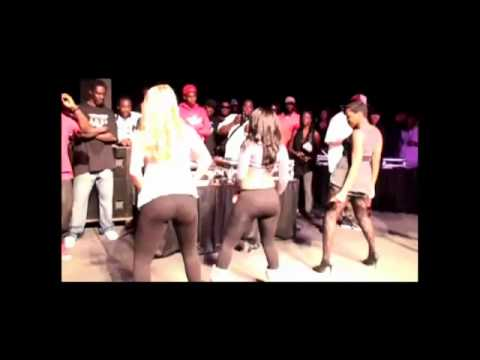 Dj Lil Boy Clap them Thighs Contest at FAMU Homecoming Concect