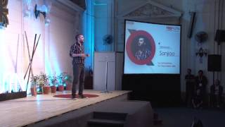 La convivencia, no muy buena idea: Fernando Sanjiao at TEDxUTN