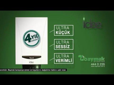 Baymak Reklam Filmi - Oda Termostatı Hediye
