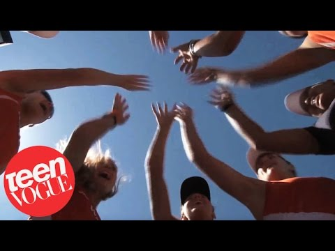 These Student Athletes Show How Mesmerizing Teamwork Can Be