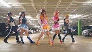 【MIRAI☆STARS】Yakusoku no Kizuna 約束の絆【踊ってみた】【ALA2014】