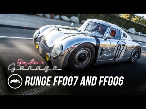 Runge Cars  Jay Leno's Garage