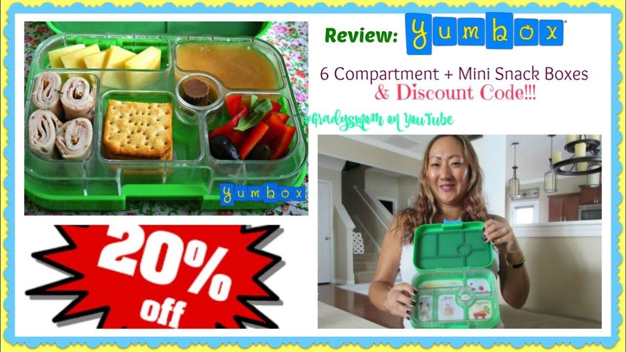 yumbox lunch coupon retailmenot