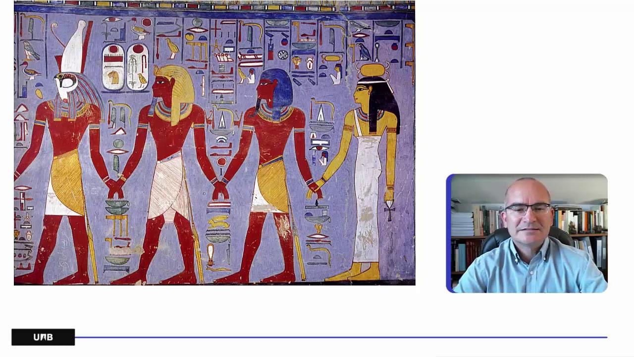Download José Lull - L6 1 - Coursera El Valle de los Reyes - Las tumbas de Ramsés I y Seti I (1)