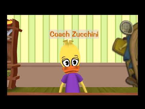 My Relationship With The Real Coach Zucchini