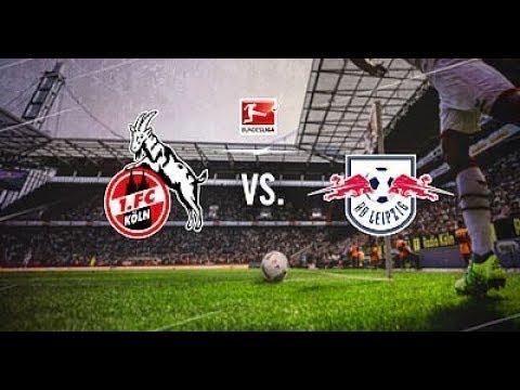 FC Koln Vs Leipzig 1-2 All Goals & Match Highlights - October 1,20171
