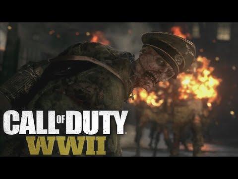 COD WWII: TUDO DO NOVO ZOMBIES! - EASTER EGGS, ELENCO, HISTÓRIA E MAIS!