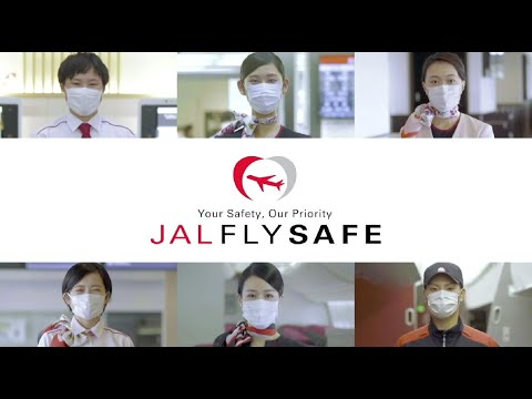 Japan Airlines FlySafe: Your Safety, Our Priority