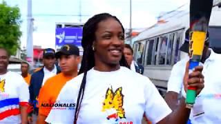 Videoclip Antorcha Juegos Nacionales 2018 Recorrido Santo Domingo