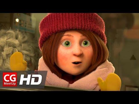 "CGI Animated Short Film: ""Meli Metro"" by ESMA | CGMeetup"