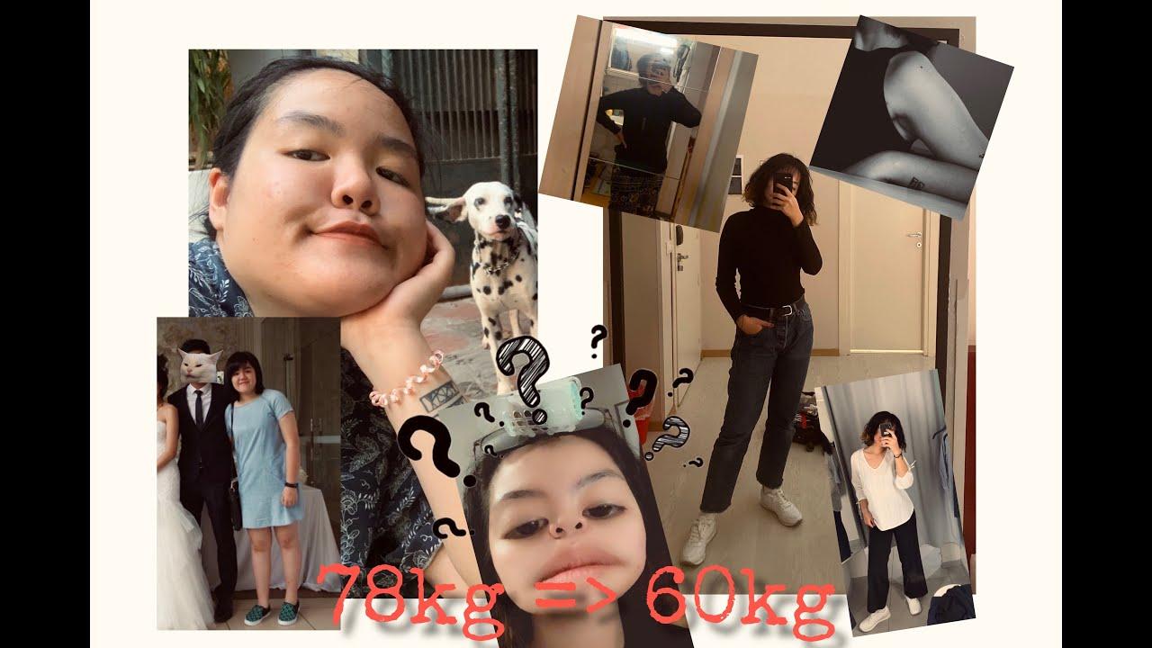 Chuyện của Tiên – Câu chuyện giảm cân – Mình đã giảm 18kg trong vòng 4 tháng!!!