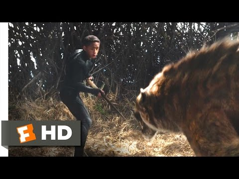 After Earth (2013) - Defending the Nest Scene (8/10) | Movieclips