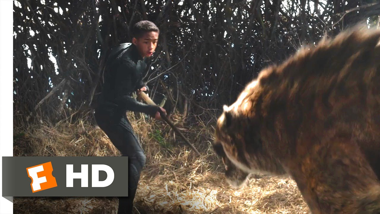 Download After Earth (2013) - Defending the Nest Scene (8/10) | Movieclips