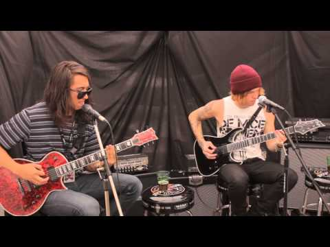 MESA/Boogie Warped Tour Sessions ~ Of Mice & Men