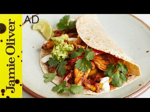Food Busker:How to Make Chicken Fajitas