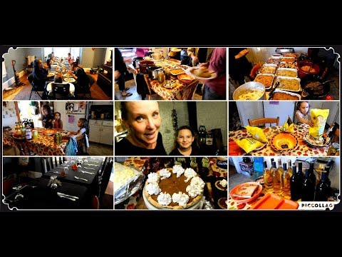 My BIG FAT (CANADIAN) THANKSGIVING! 2018