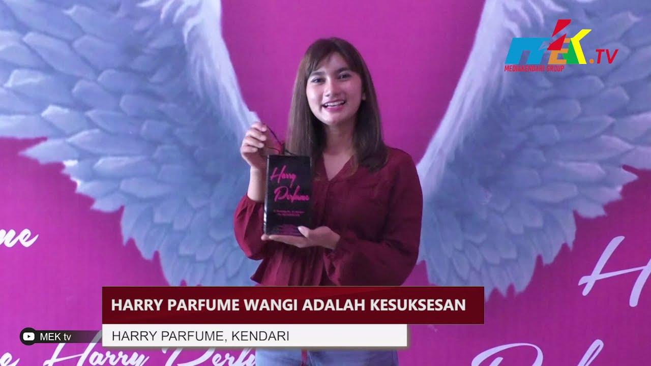 HARRY PARFUME ADALAH WANGI KESUKSESAN