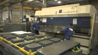IAC Acoustics Winchester Factory Walkthrough