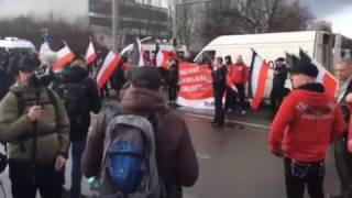Neonazis Demonstrieren Am 18.03.2017 In Leipzig - Zahlreiche Gegendemos