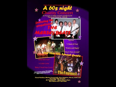 The Merseybeats & Fourmost Charity Concert 2014