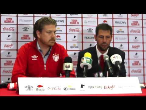 Carlos López De Silanes, Nuevo Director Deportivo De Club Necaxa