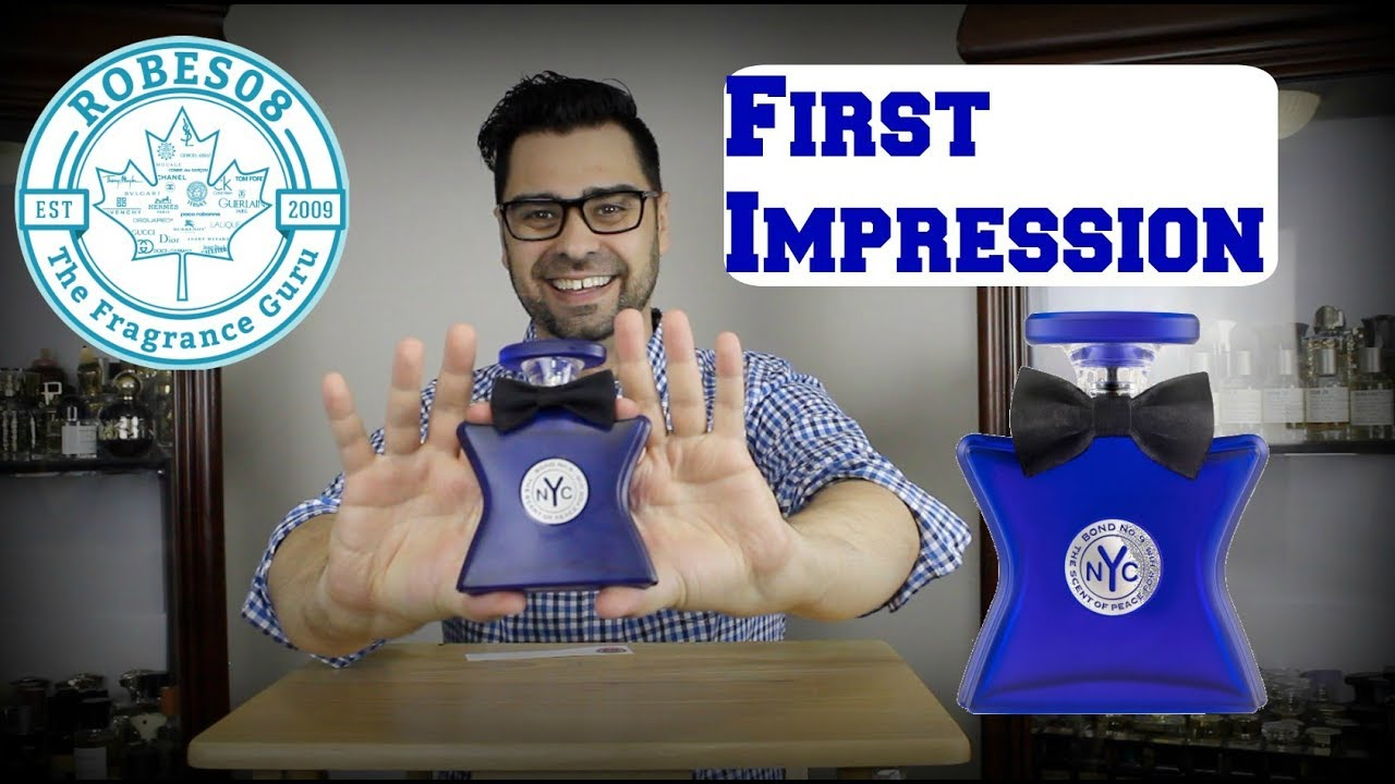 First Impression  Scent of Peace for Him by Bond no. 9 (2013) - YouTube 132565ec1